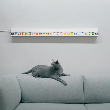 Slide Light (4' )