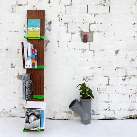Nissan Shelf // Green
