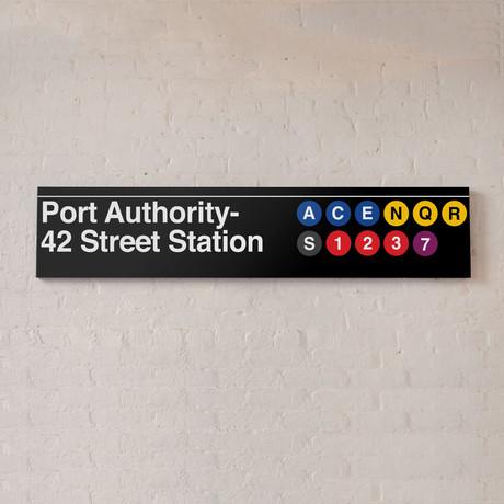 Port Authority  // 42 Street