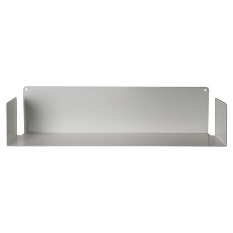 """""""U"""" Wall Shelf // Grey"""