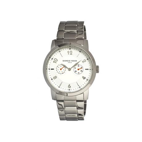 Vintage II Men's Watch // White