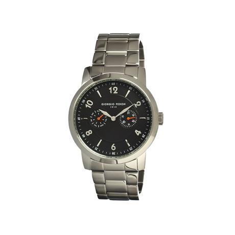Vintage II Men's Watch // Black