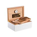 Carrara Medium Deluxe  // 75 cigars