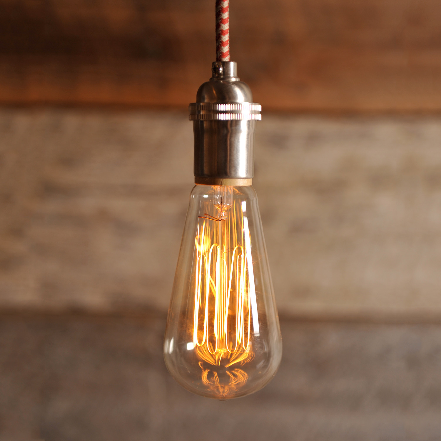 Vintage Style Light Bulb - Amazing Light & Fixtures Ideas:Vintage Style Edison Light Bulb Southern Lights Electric Touch,Lighting