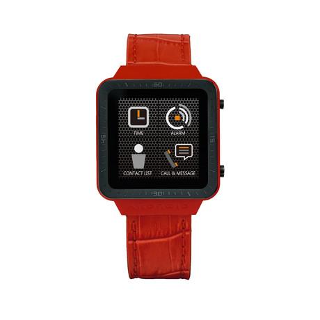 SmartWatch™ // Red