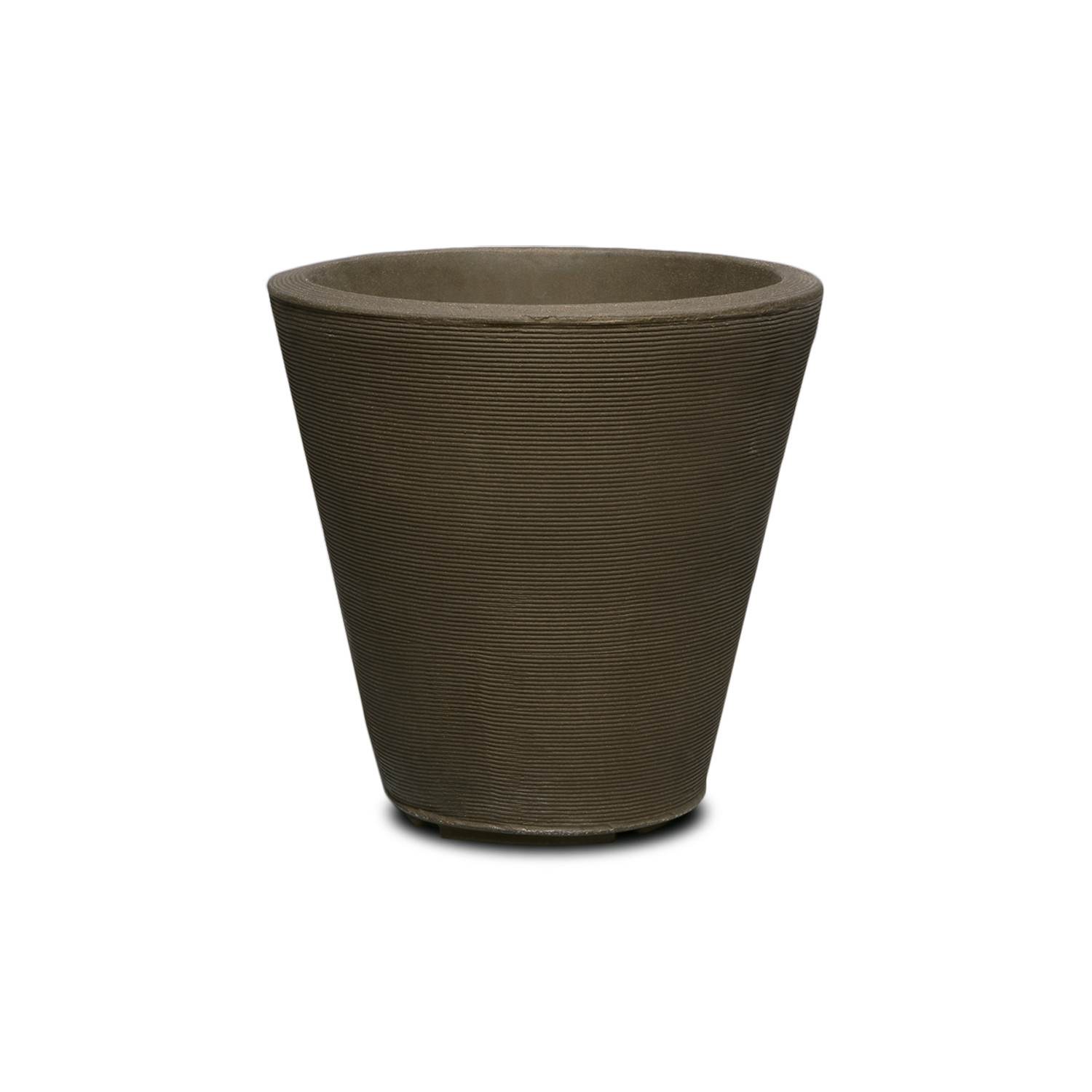 Madison Planter Old Bronze 14 Crescent Garden Touch of
