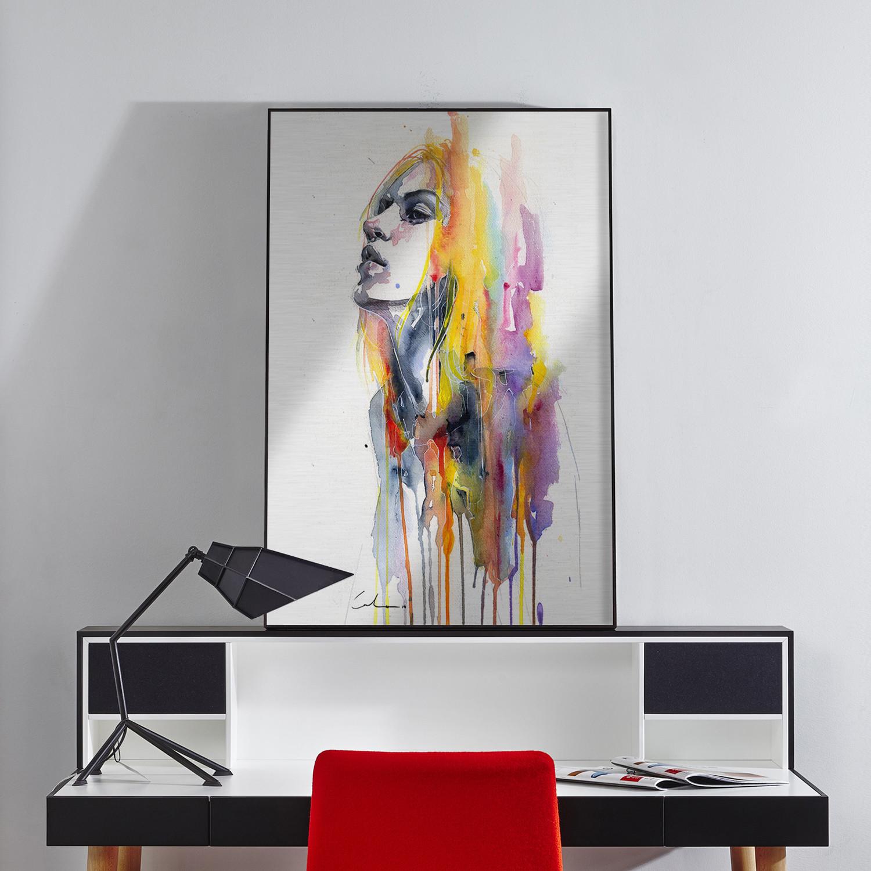 Sunshower (8H x 12W x 2D)  Metal Art Prints  Touch of Modern # Sunshower Ogen_002900