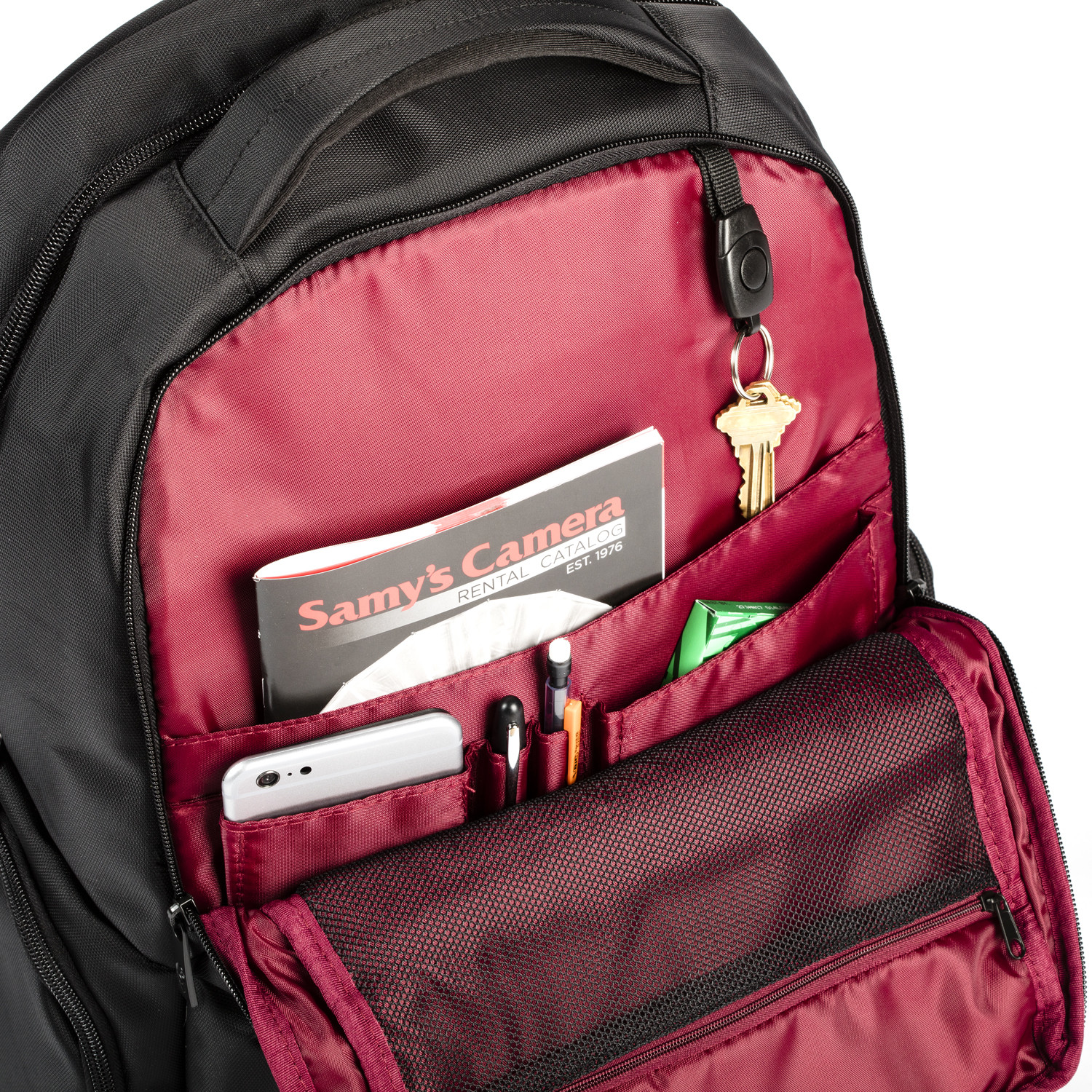 Ambassador World Travel Backpack