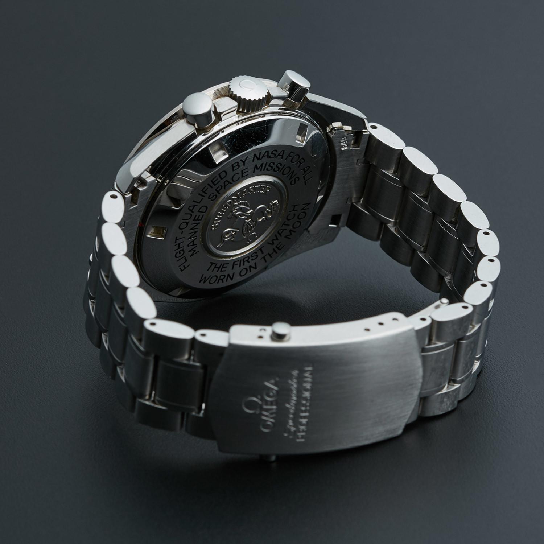 omega speedmaster manual wind chronograph watch