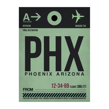 PHX Phoenix Luggage Tag