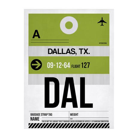 DAL Dallas Luggage Tag