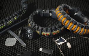 Life-Saving Survival Bracelets