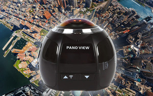 The 360° Action Camera