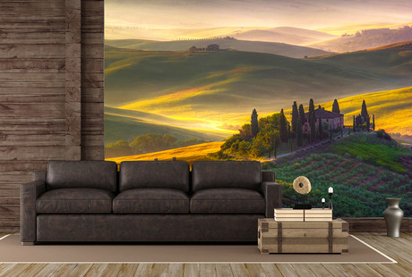 Photorealistic Wall Murals