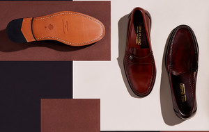Luxurious Leather Loafers
