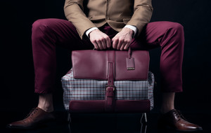 Leather Weekend Bags