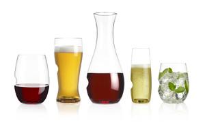 Shatterproof Glassware