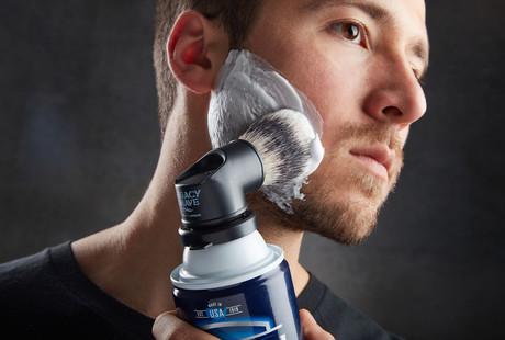 The Evolution Shave Brush