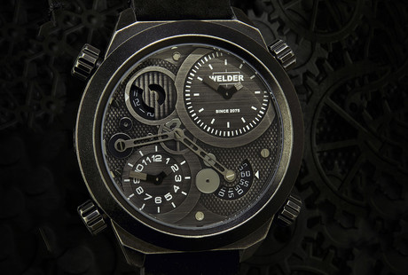 Unapologetically Italian Watches