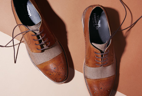 Timeless Leather Shoes